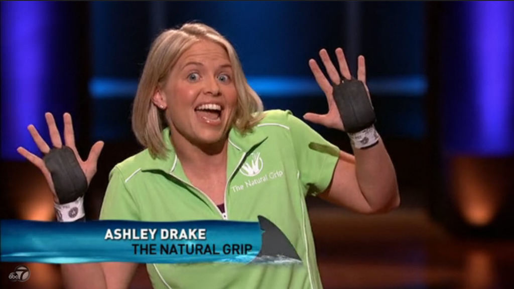 The Natural Grip on Shark Tank