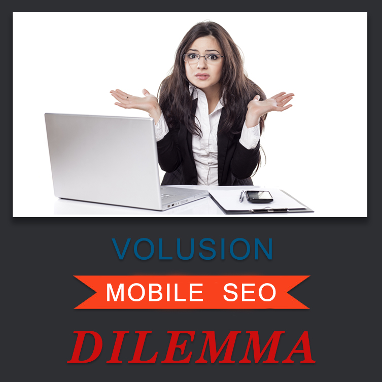 The Volusion Mobile SEO Dilemma - Inkblot Digital