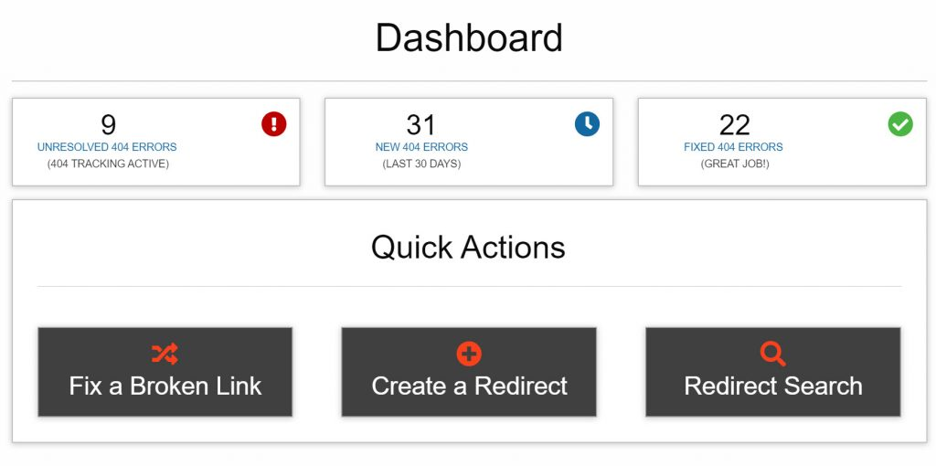 swerve-redirects-dashboard
